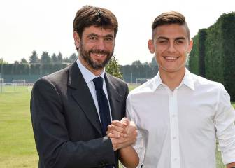 Dybala commits to Juventus