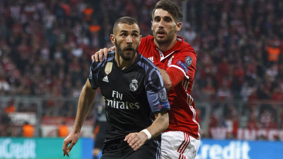 Zidane's Gamble Pays Off As Real Win Five-Goal Thriller