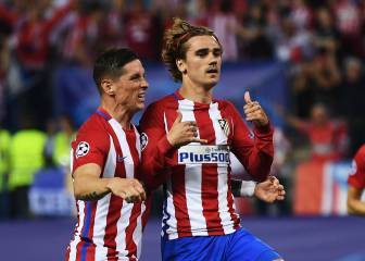 Torres says Griezmann doesn't need to leave Atlético Madrid