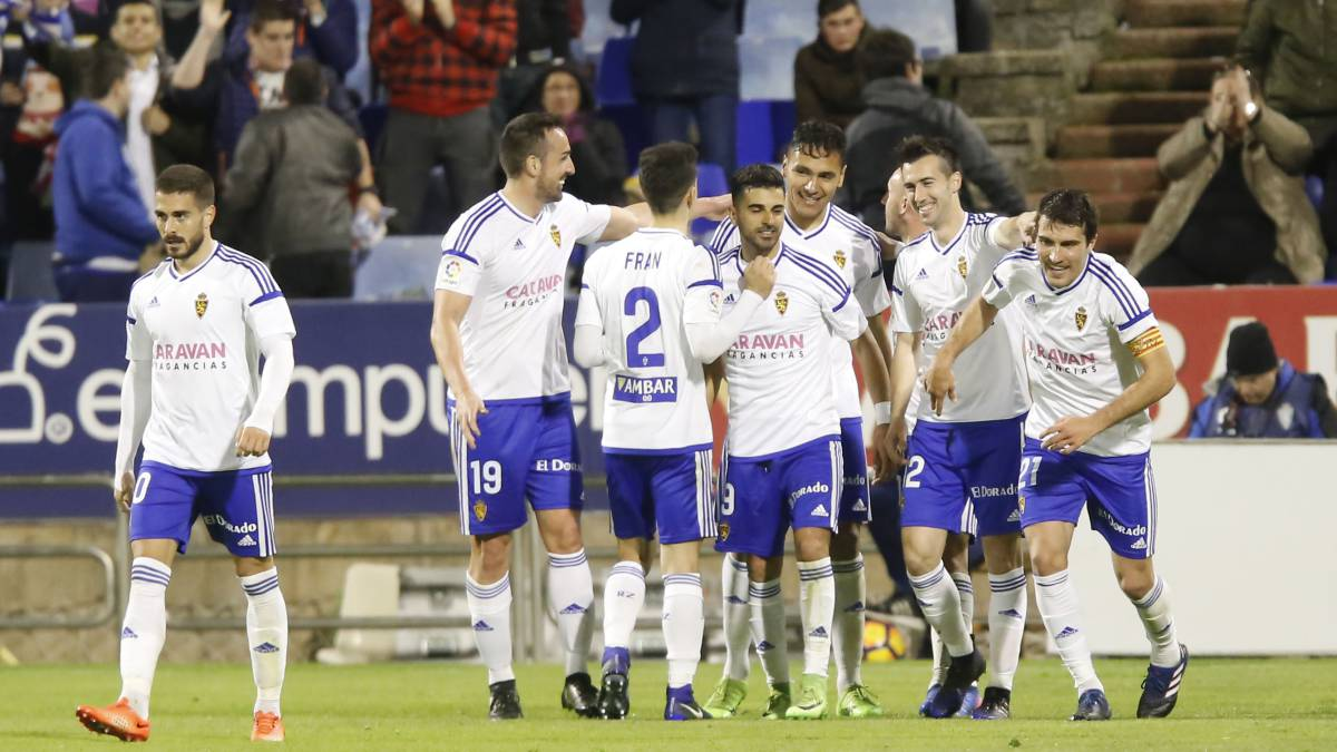 Real zaragoza vs real mallorca horario tv y d nde ver en for Horario alcampo mallorca