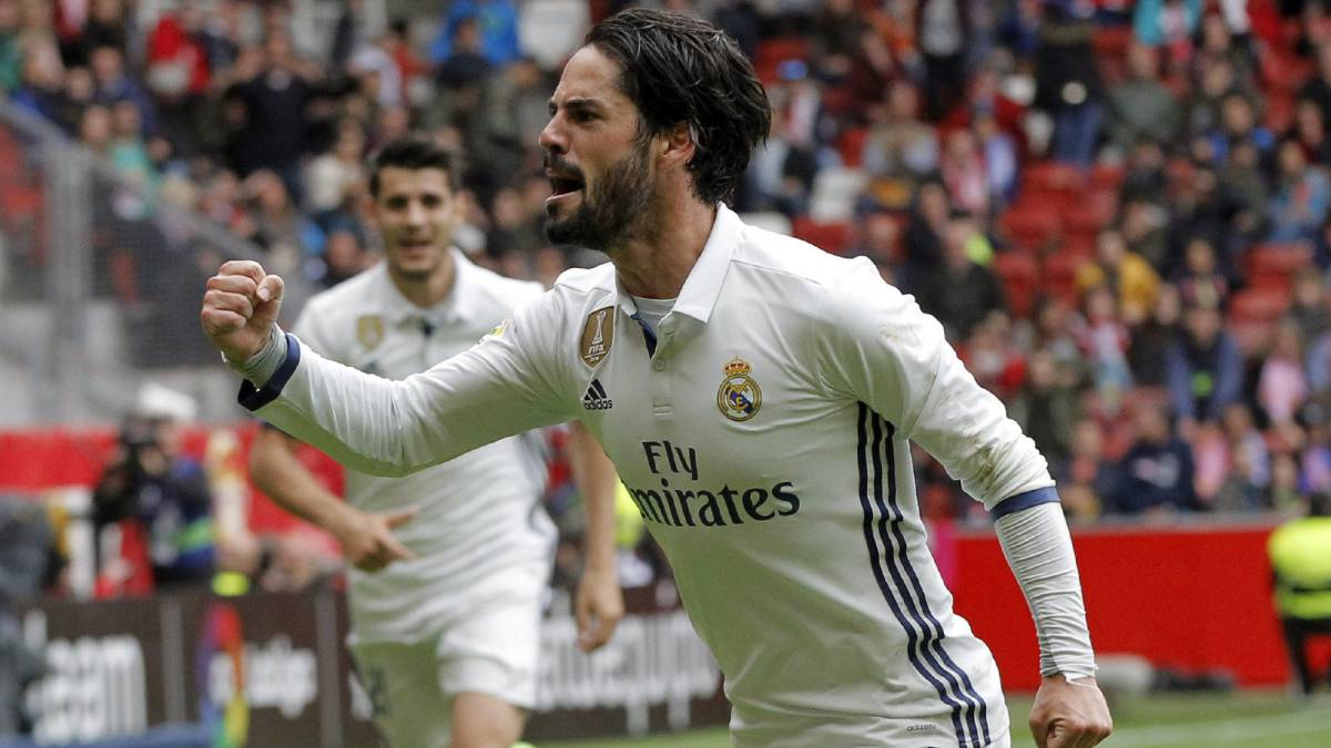 "Isco ""No club is bigger than Real Madrid I want to stay here"