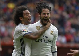 Isco to start cry the Madrid fans