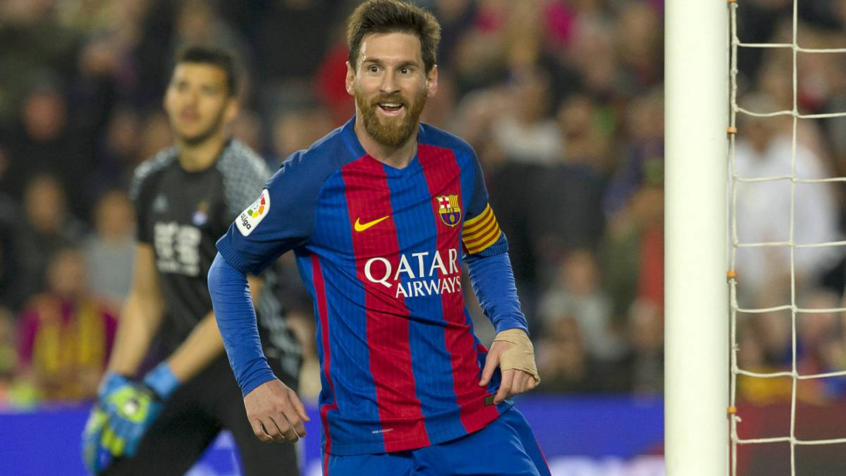 Leo Messi eyes 500th goal for Barcelona in Clásico week