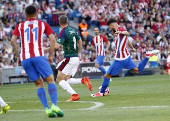 Atlético, LaLiga's top hot shots from outside the box