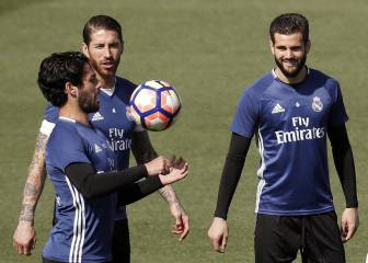 Gareth Bale ruled out against Bayern; Isco to start
