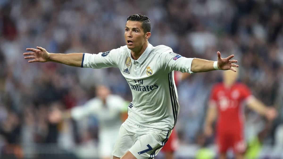 Cristiano es Míster Champions