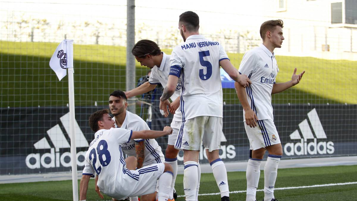 Real Madrid-Benfica Youth League: cómo ver en TV