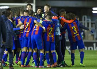 Barcelona-Salzburgo Youth League: cómo ver en TV