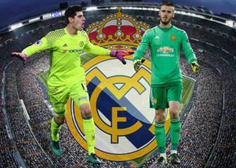 The Sun: el Madrid da 70M€ por De Gea o irá a por Courtois