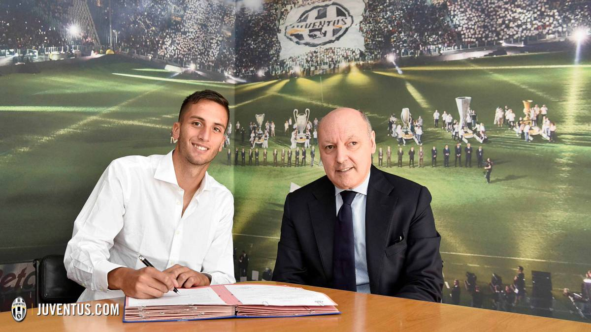 Bentancur, volante de Boca, es nuevo jugador de Juventus