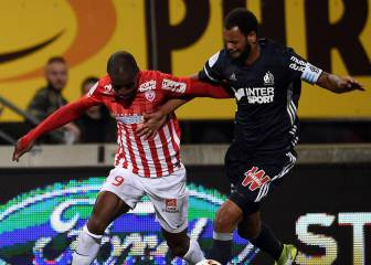 El Nancy y el Marsella firman un empate insuficiente para