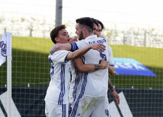 Real Madrid vs Benfica Youth League: en vivo y online