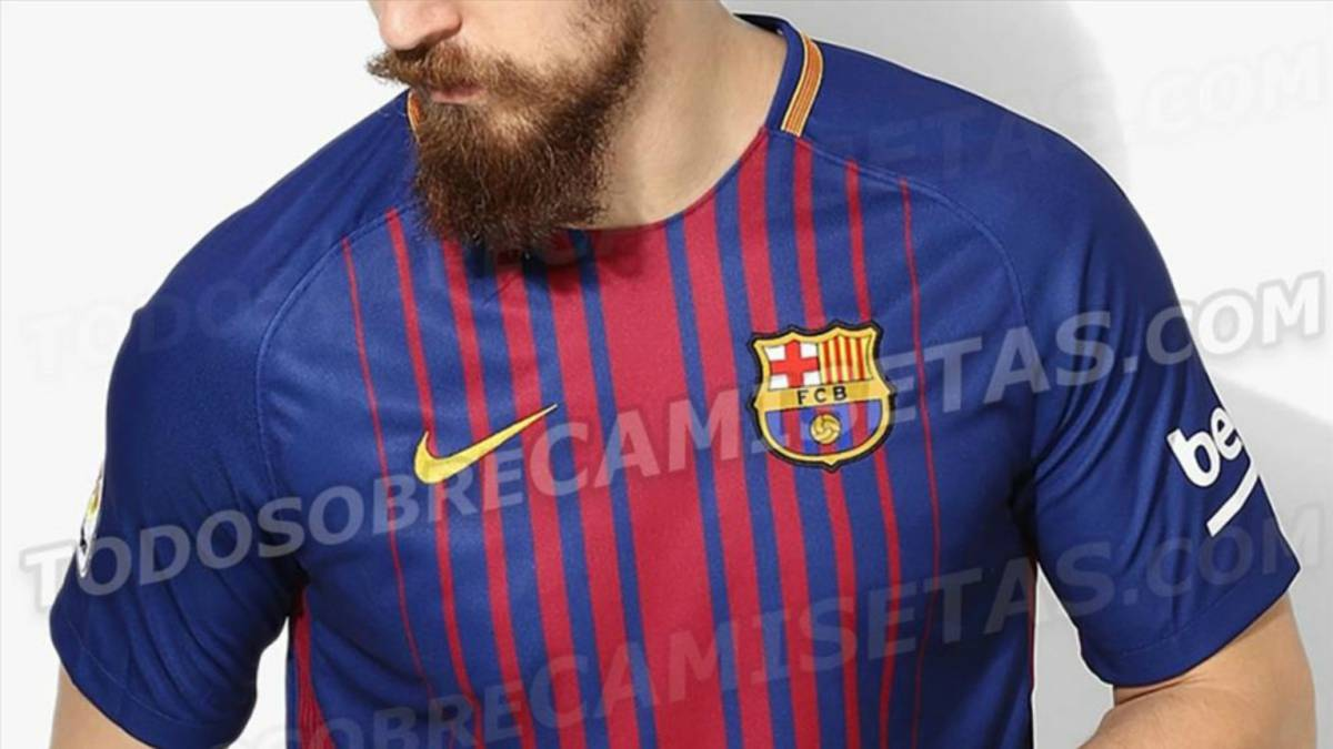 Ya se conoce la nueva camiseta del Barcelona para la 2017 2018 - AS.com 84a38a5d9cdcb