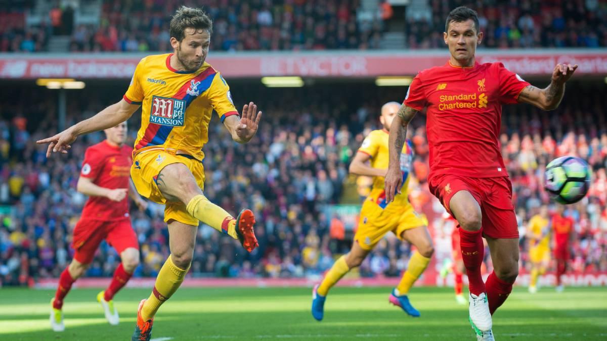 Crystal Palace dejó al Liverpool con las manos vacías — Inglaterra