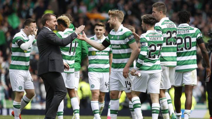 McGregor y Sinclair dan el Old Firm al Celtic y aspira al triplete