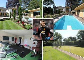 De Gea house up for sale fuels Real Madrid transfer talk
