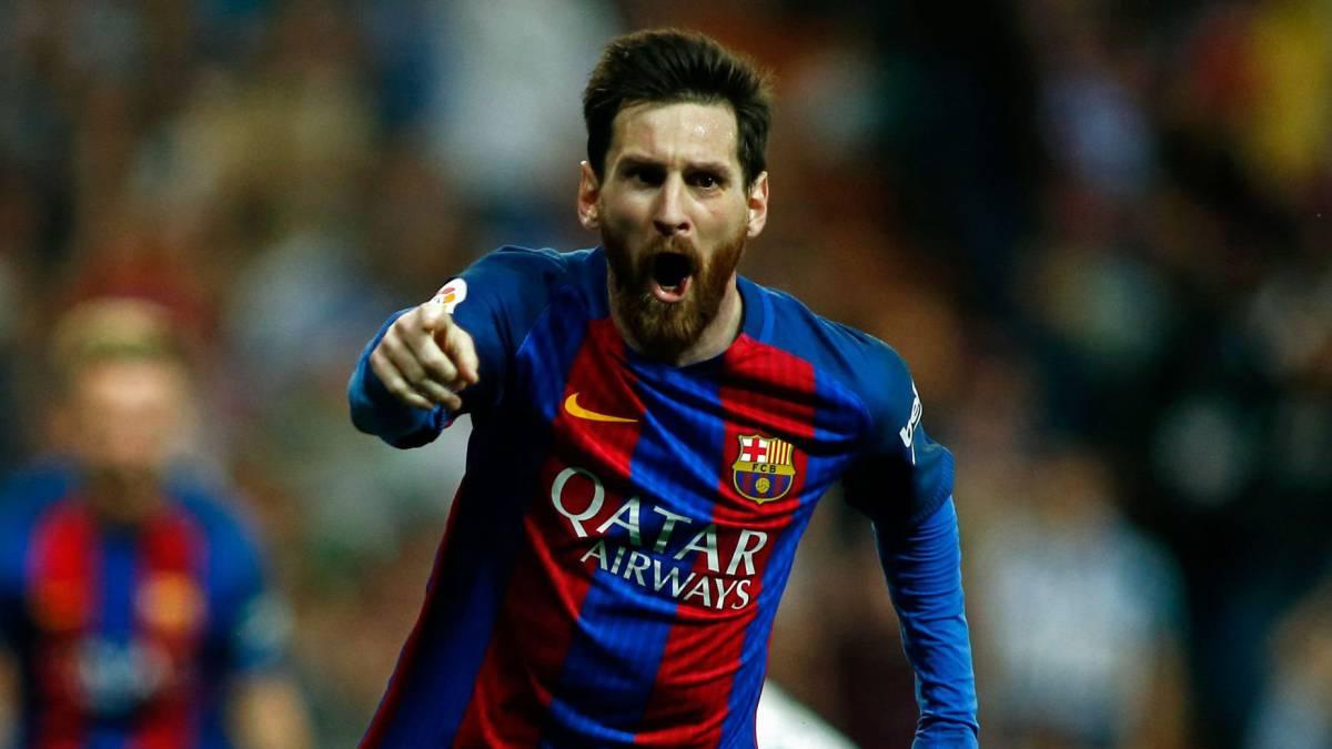 El alocado festejo de Neymar por el gol agónico de Messi