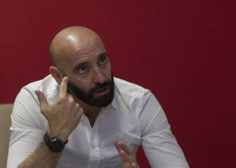 Monchi confirmed as new AS Roma sporting director