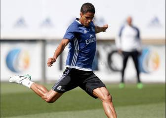 Varane to the rescue? Real defender could play at Depor