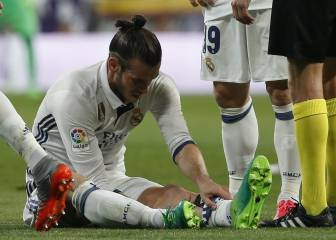 Bale to miss Champions League derbies against Atlético