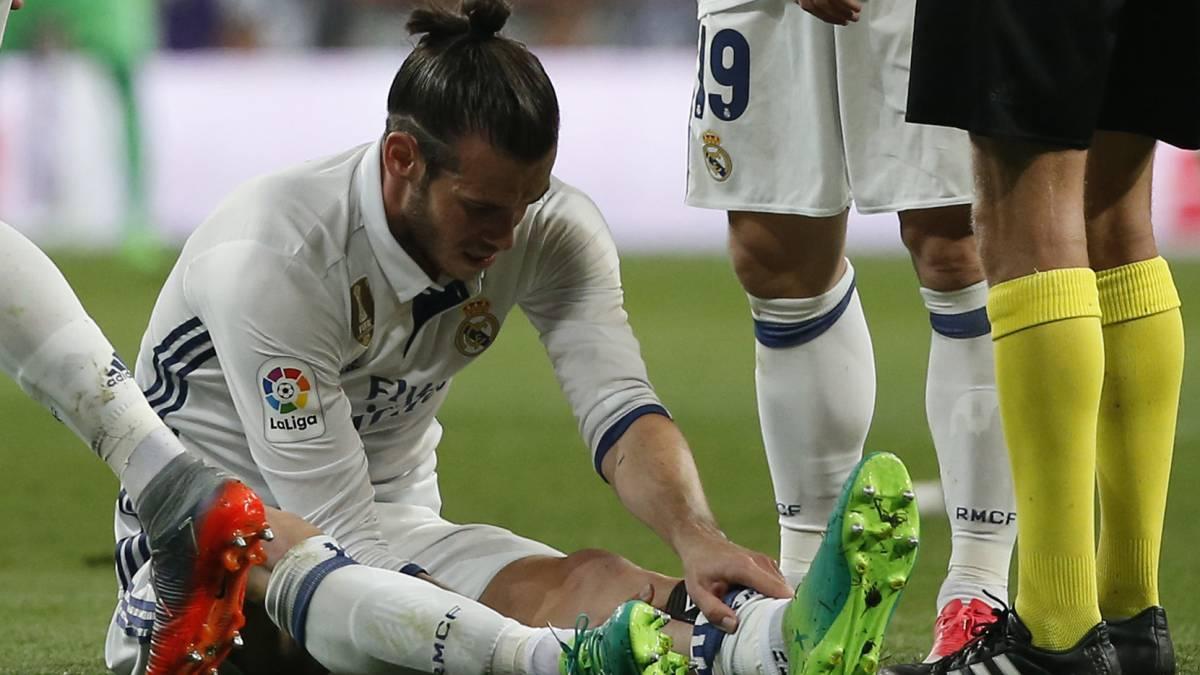 Bale se perderá las semis de Champions por lesión — Sensible baja