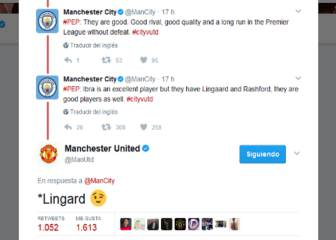 La guerra United-City salpica a sus Community Managers