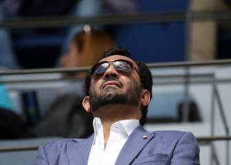 Malaga's Al-Thani responds to Barcelona