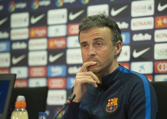 "Luis Enrique: ""Everyone does the job they are paid to do"""