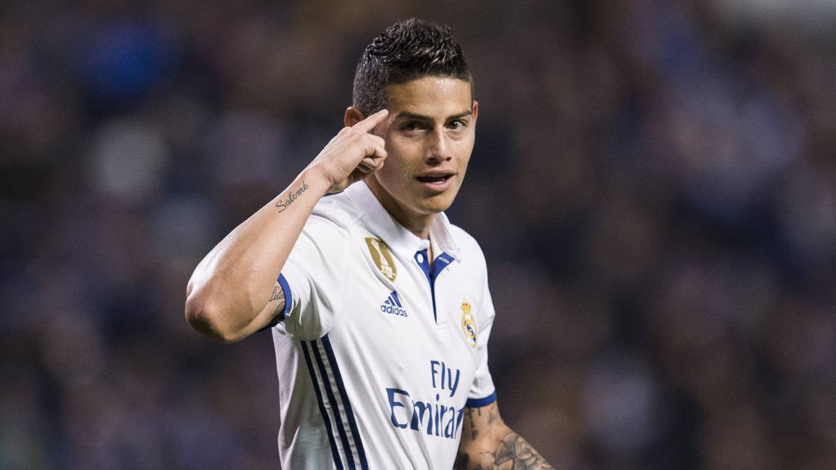 james clings on to real madrid future as com