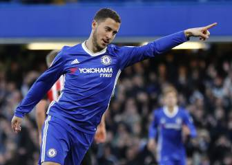 Conte cannot guarantee that Hazard will stay at Chelsea