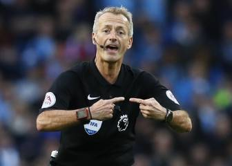 Martin Atkinson to whistle Madrid-Atlético in Europe