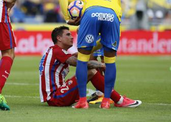 Madrid-Atlético: Simeone's six options to cover at right back