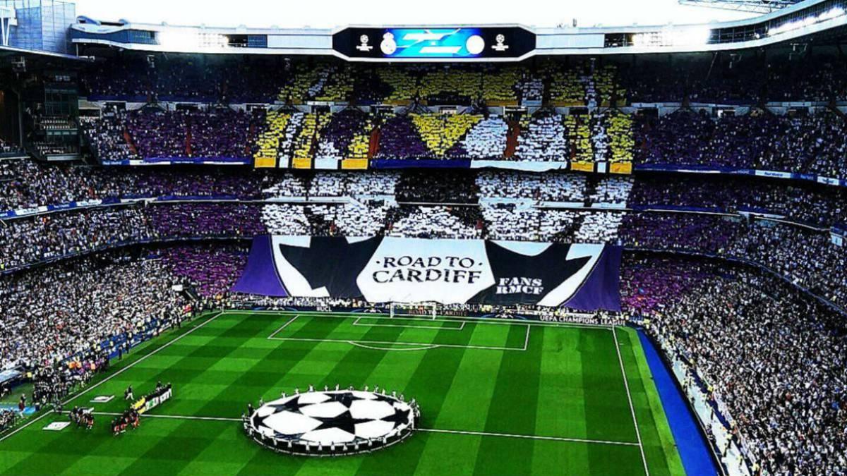 Real Madrid - Atlético | Nadie gana en Champions en el Bernabéu ...