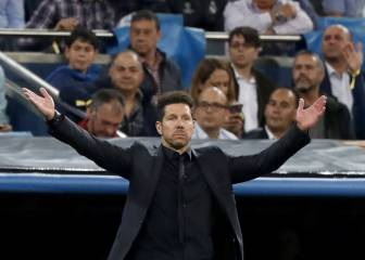 Simeone: We call ourselves Atlético, nothing is impossible