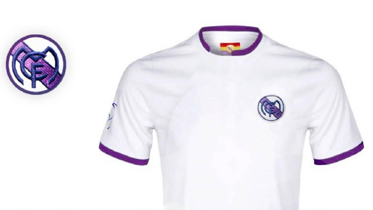 69bcfec9c2466 Un tribunal falla contra el Madrid y autoriza la versión republicana de su  camiseta
