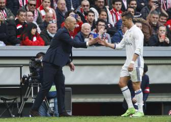 Ronaldo could be rested as Zidane favours rotation