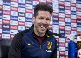 Simeone: I didn't tell Morata to join me at Atletico