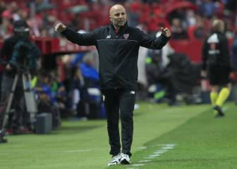 Sampaoli left feeling short-changed after draw