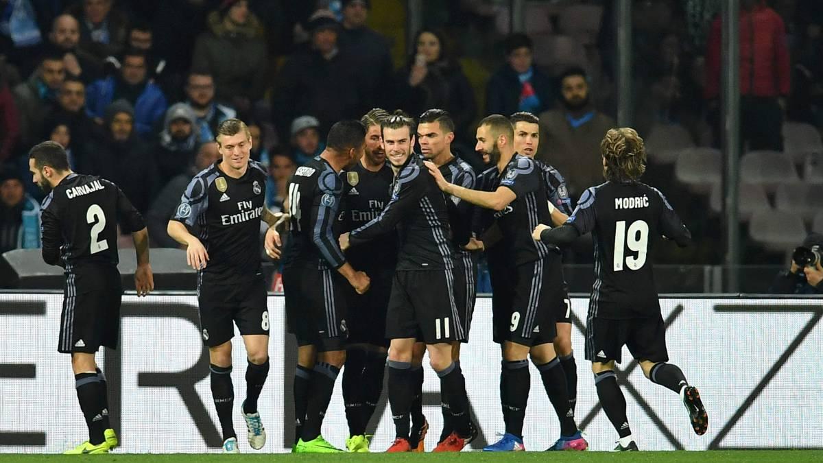 El Madrid vestirá de negro en su despedida del Vicente Calderón 0b654d6da43f8