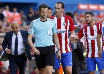 Godín's Liga season over after three-match ban confirmed