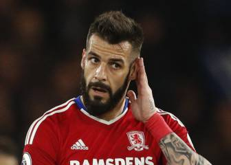 Galatasaray eye up Álvaro Negredo