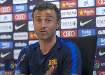 "Luis Enrique: ""We're going to fight for the title until the end"""