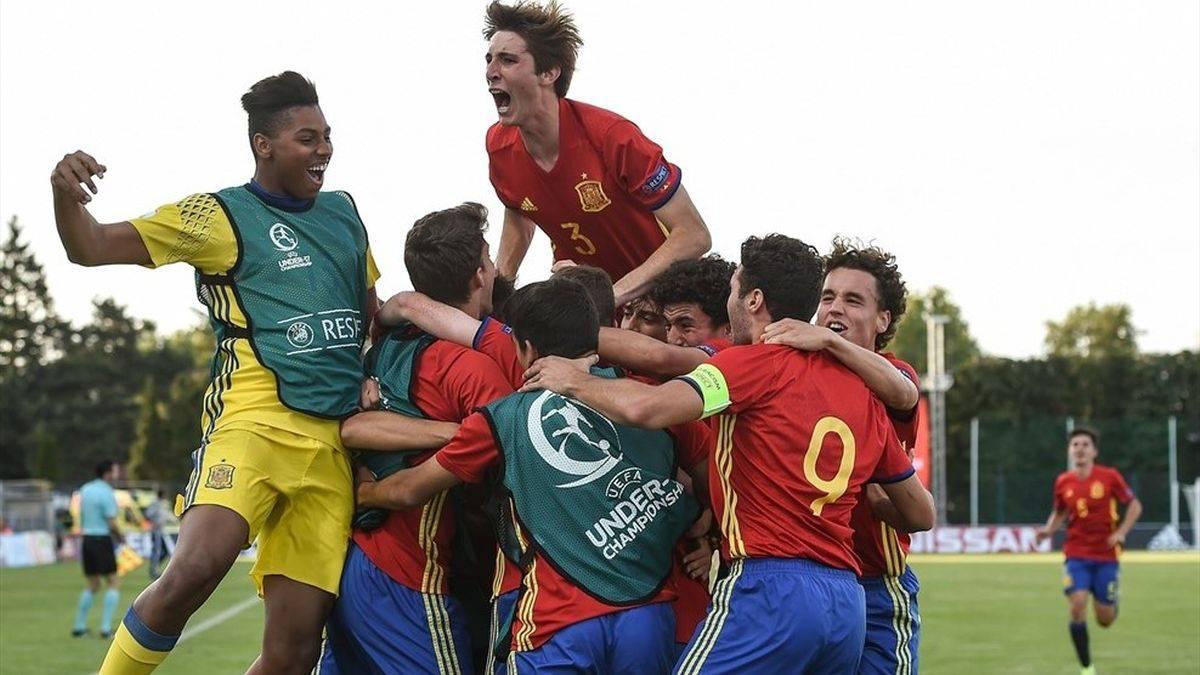 España, a semis y al Mundial