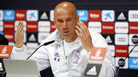 Zidane: \