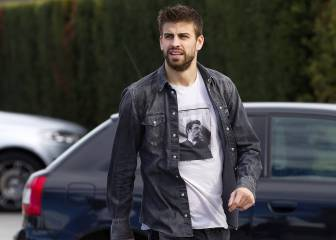 Gerard Piqué discharged from  hospital after stomach virus