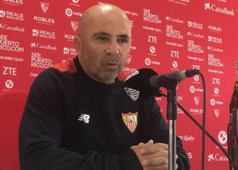 Sampaoli se rinde al Madrid: