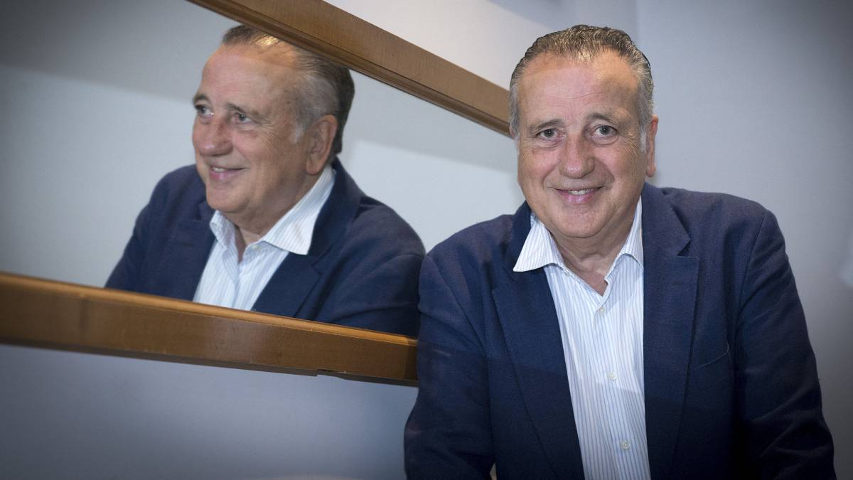 """5da0c92e23d Fernando Roig  """"We ve had 20 good years  the best at Villarreal has yet to  come"""""""