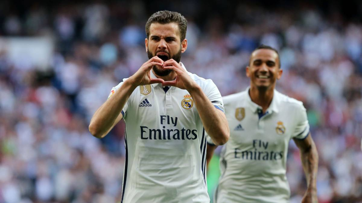 Golea Real Madrid al Sevilla