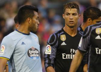 Ronaldo in third-party payment slur against Celta Vigo player