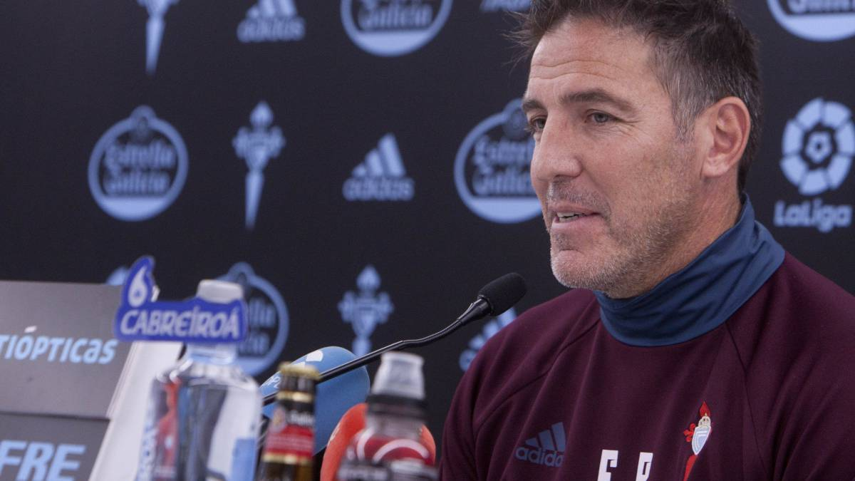 Celta Vigo coach Eduardo Berizzo to leave Spanish club